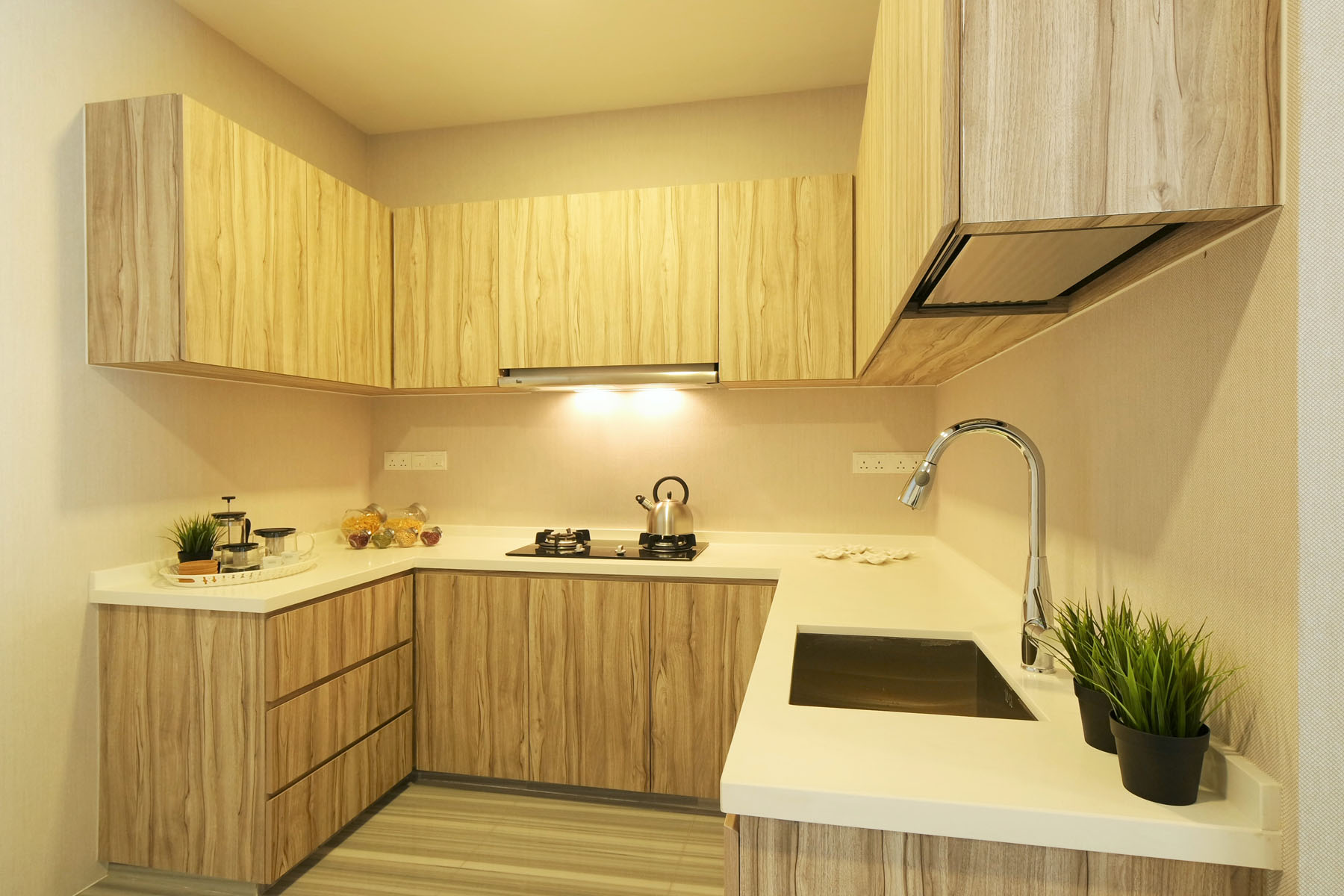Kitchen designers in Singapore