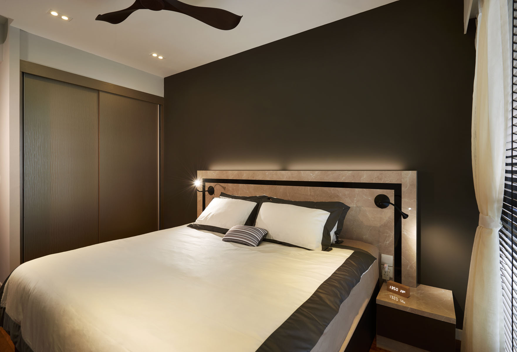 bed room design Singapore