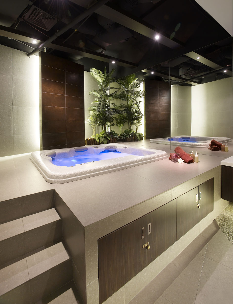 Spa room ideas