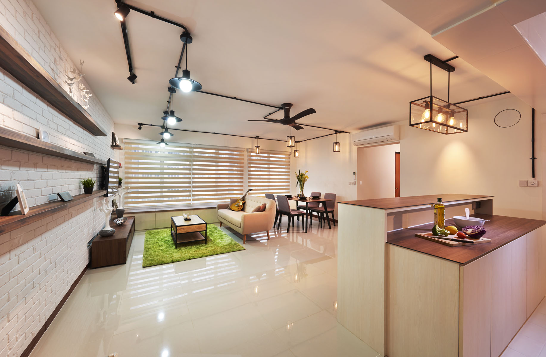House renovation and decor Singapore