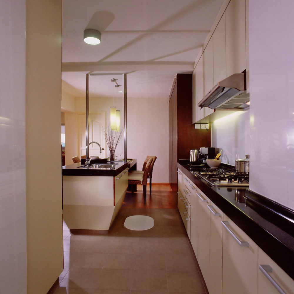 Simple and smart kitchen designs