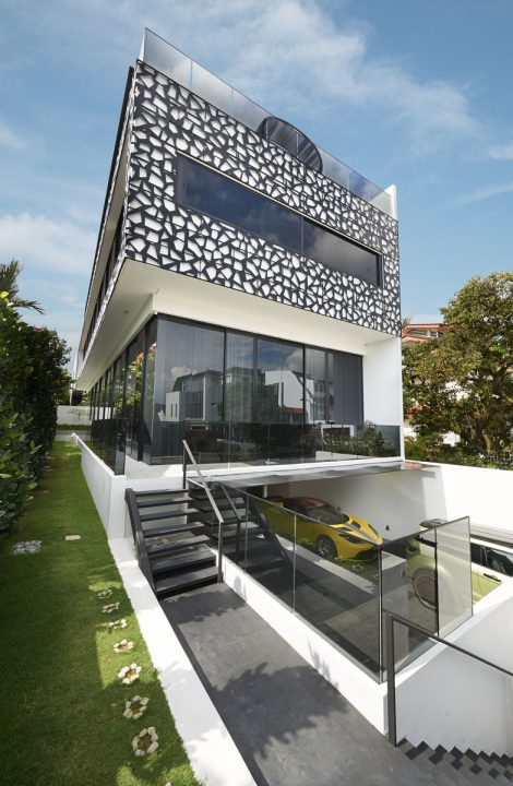 Landed Design House Renovation In Singapore