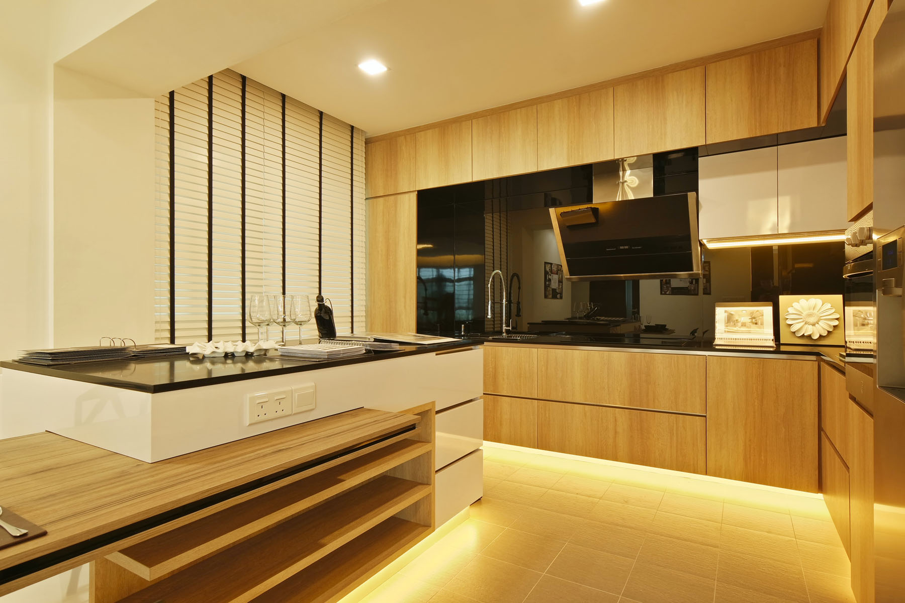 Kitchen Interior Design And Renovation Singapore