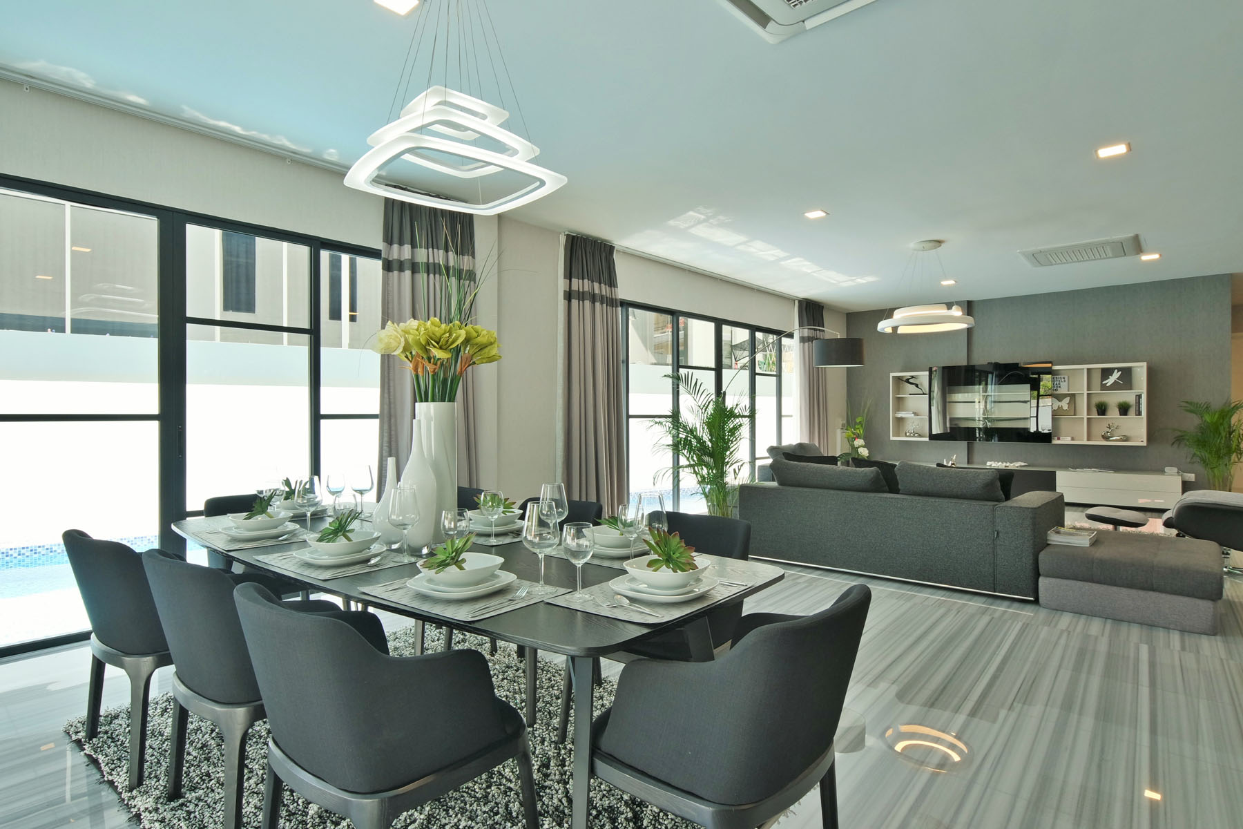 Dining area designs