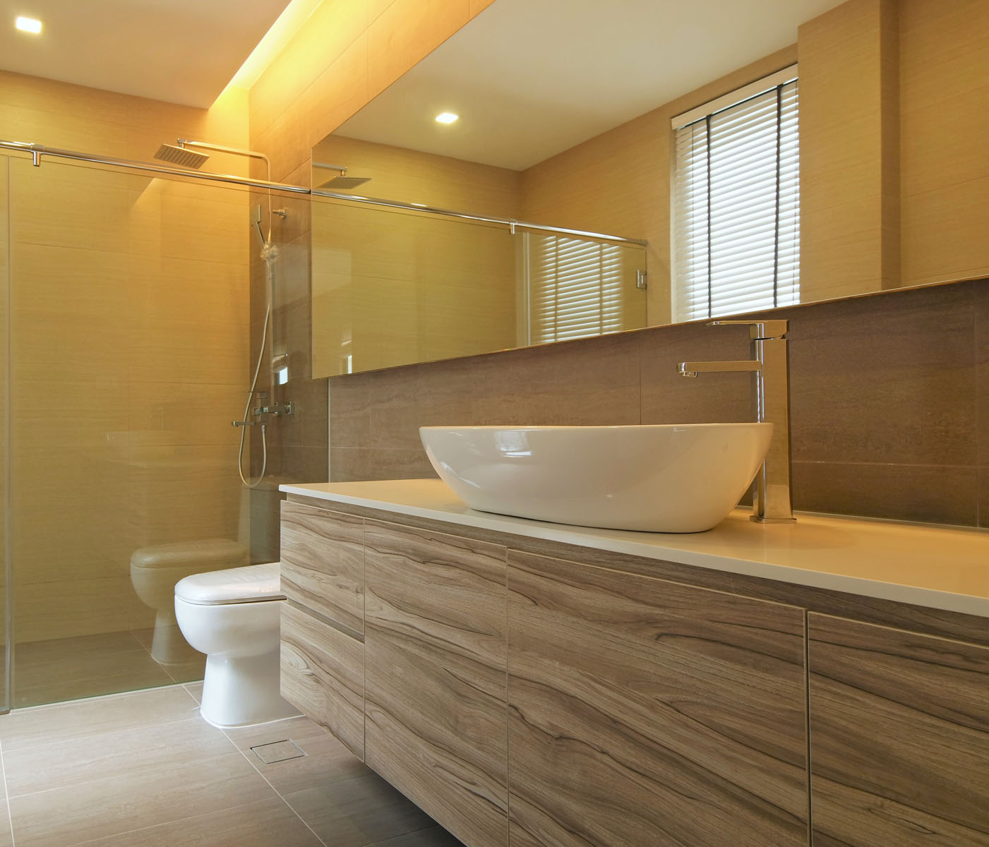 Simple bathroom design ideas