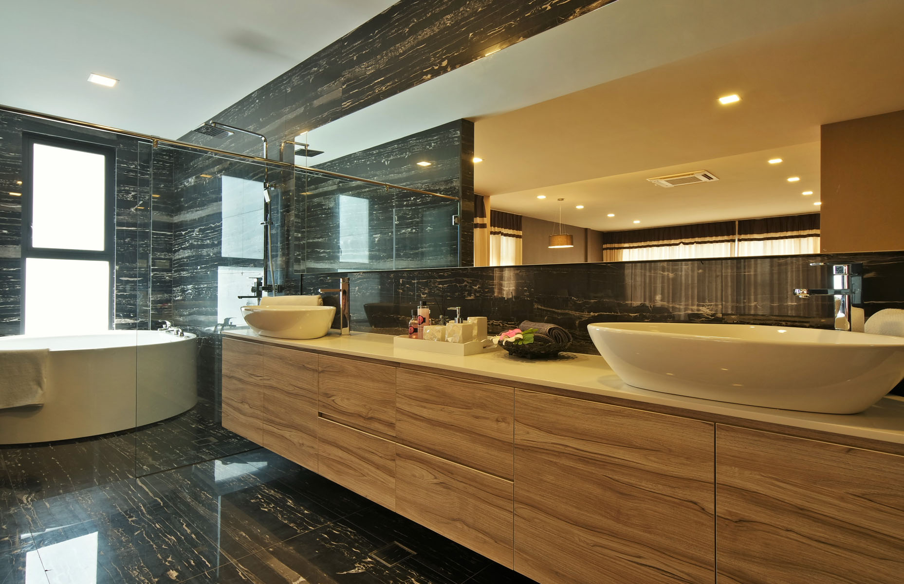 Luxury bathroom decor ideas