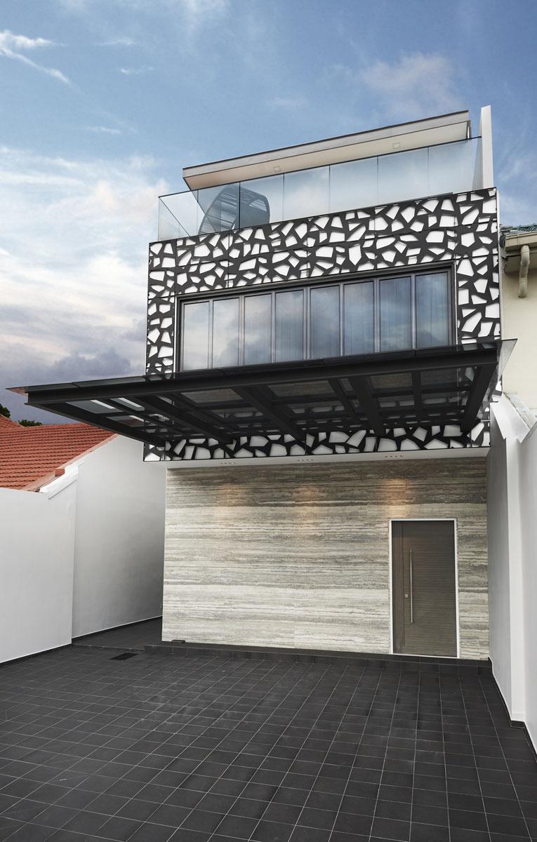 Simple exterior design ideas