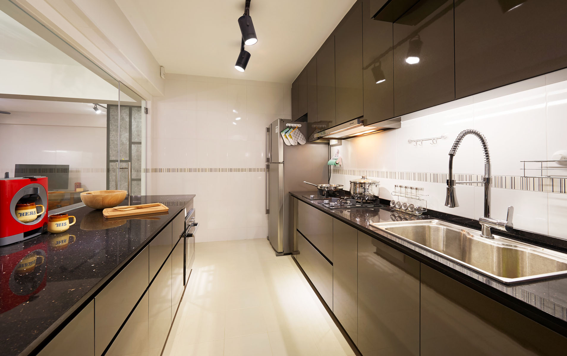 Kitchen Renovation Package Singapore Unimax Creative